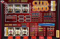 Club 3000 gokkast