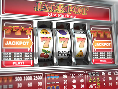 jackpot op gokkast