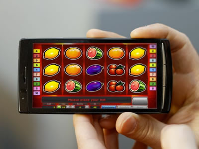 mobiele gokkasten